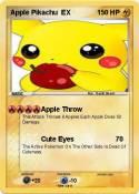 Apple Pikachu