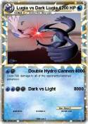 Lugia vs Dark