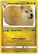 doge bread