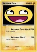 Awesome Face