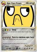 Epic Face Frown