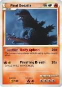 Final Godzilla