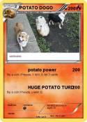 POTATO DOGO