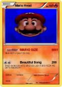 Mario Head 0 0