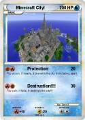 Minecraft City!