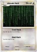 Ultimate Hack
