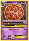 depressed pizza