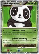 pokeball panda