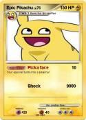 Epic Pikachu