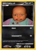 weird baby