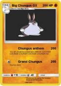 Pokemon Big Chungus 610 610 Fatness My Pokemon Card