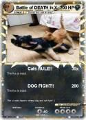 Battle of DEATH