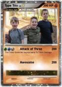 Type Trio