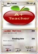 Mrs.Turner