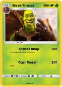 Shrek-Thanos