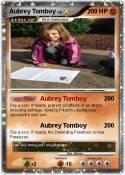 Aubrey Tomboy