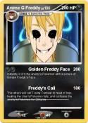 Anime G Freddy