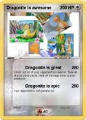 Dragonite is