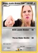 Angry Justin