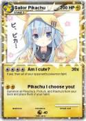 Sailor Pikachu