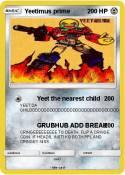 Yeetimus prime