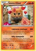 Adorbs Kitten!