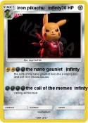 iron pikachu