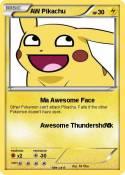 AW Pikachu