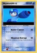 Megaman(Wii U)
