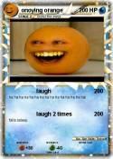 onoying orange