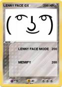 LENNY FACE GX