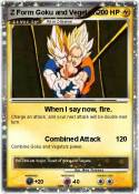 Z Form Goku and
