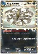 King Alienrex