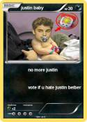 justin baby