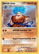 SSGSS Goku
