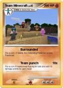 Team Minecraft