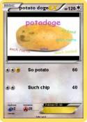 potato doge