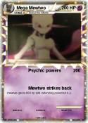 Mega Mewtwo