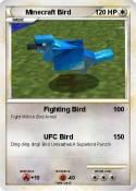 Minecraft Bird