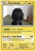 Laser Wubble