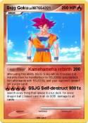 Ssjg Goku