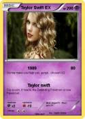 Taylor Swift EX