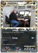 CREEPER!!!