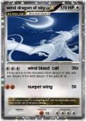 wind dragon of