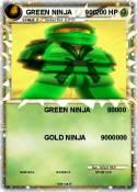 GREEN NINJA 900