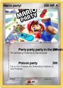 Mario party!