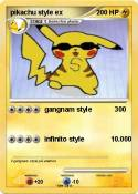 pikachu style