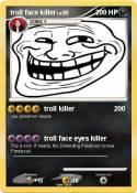 Troll Face Pokemon
