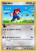 Giant Mario