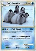 Fluffy Penguins